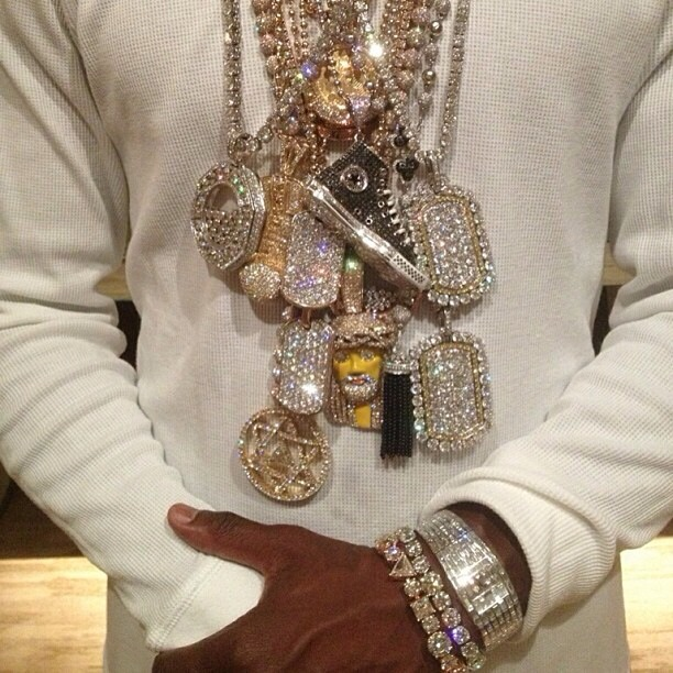 mayweather blings